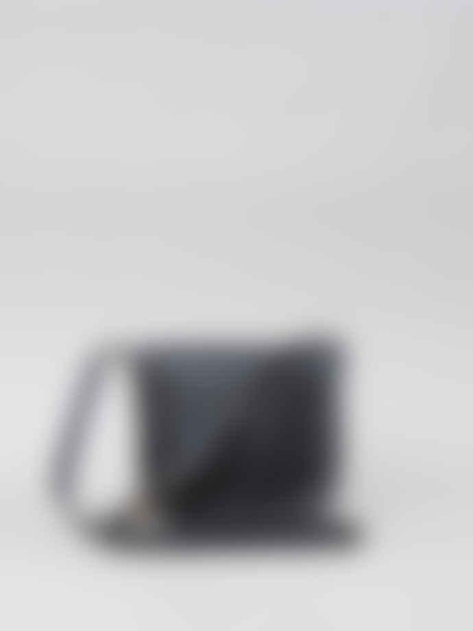 Mimi Berry Black Leo Crossbody Bag