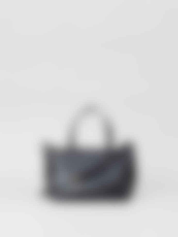 Mimi Berry Black Kiki Crossbody Or Handheld Bag