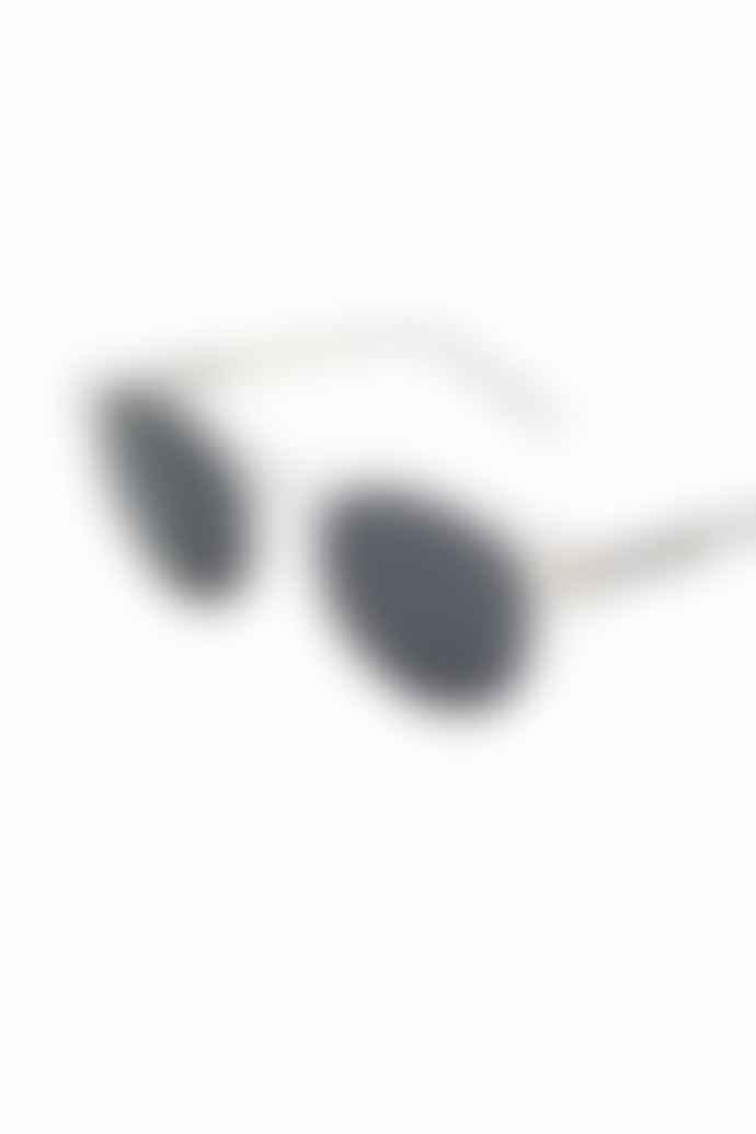 A Kjærbede Marvin Crystal Sunglasses