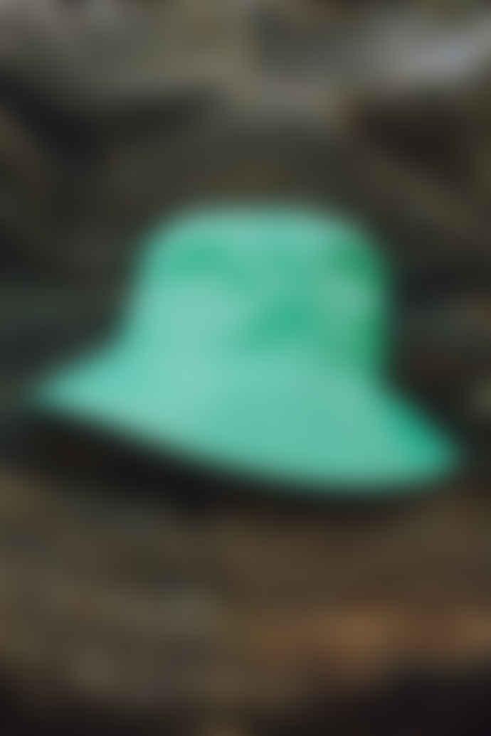 No Rain Today Green Grass Hat