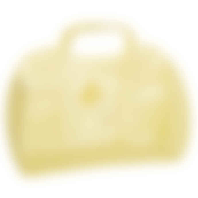 Sun Jellies Large Yellow Retro Basket