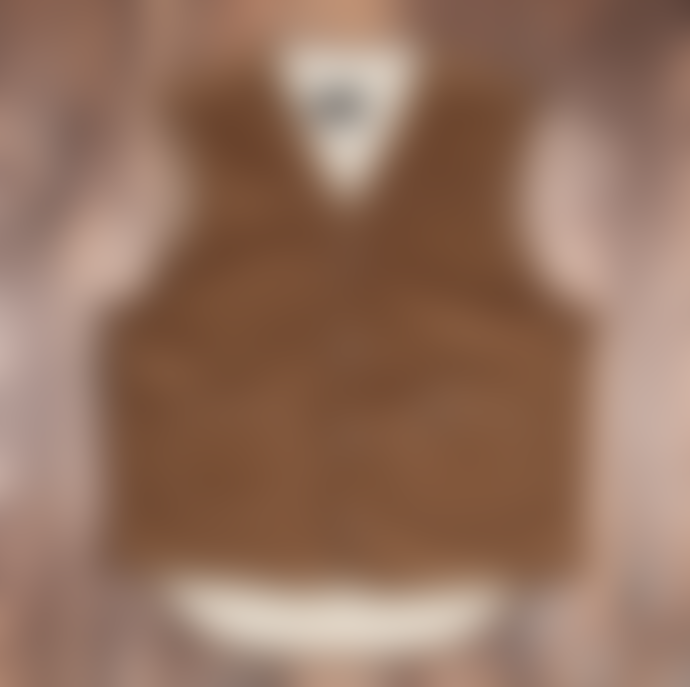 Arnold & Co Mustard Pike Brothers 1966 Rodeo Cordial Vest
