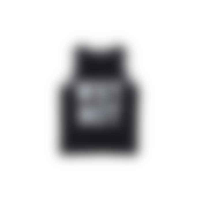 Yporque Black Why Vest Tee