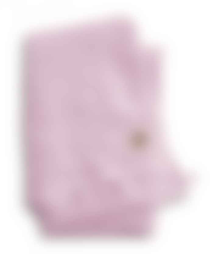 Lovely Linen Rose Linen Sauna Hamam Bath Towel