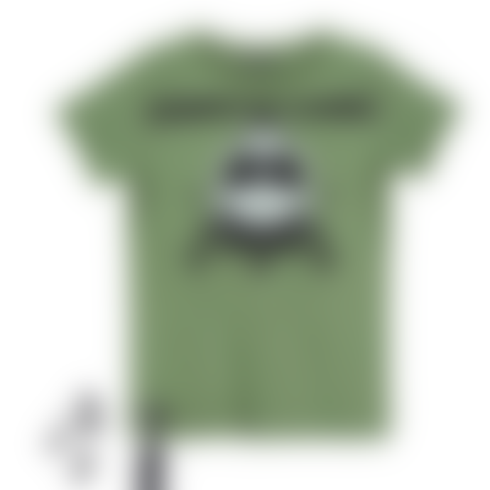 Yporque Green Helicopter T Shirt With Sound