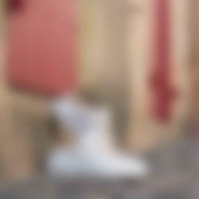 Minuit Sur Terre White Virevolte Sneakers