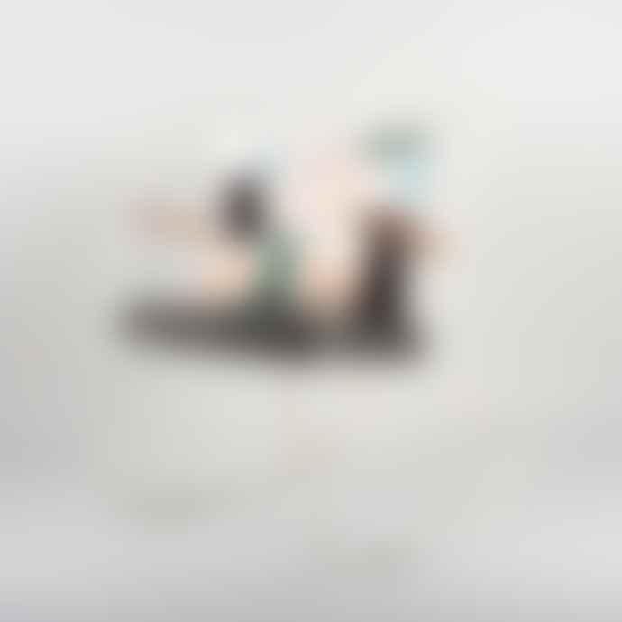Tom Pigeon  Abstract Geometric Light Grey Cushion 001 - 45 x 45cm