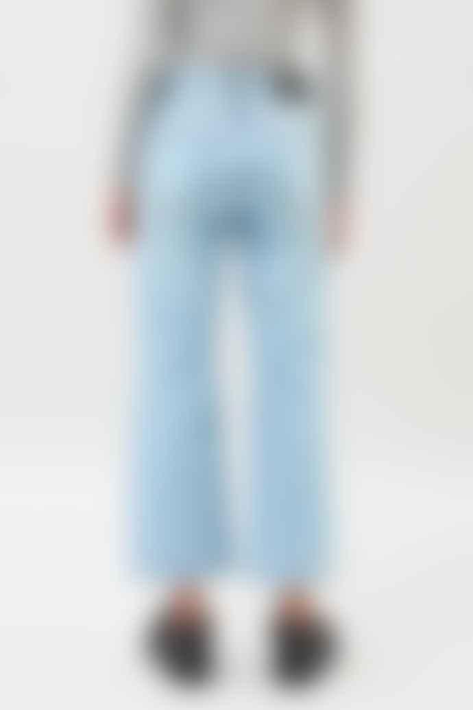 Dr Denim Cadell Light Blue Used Jeans