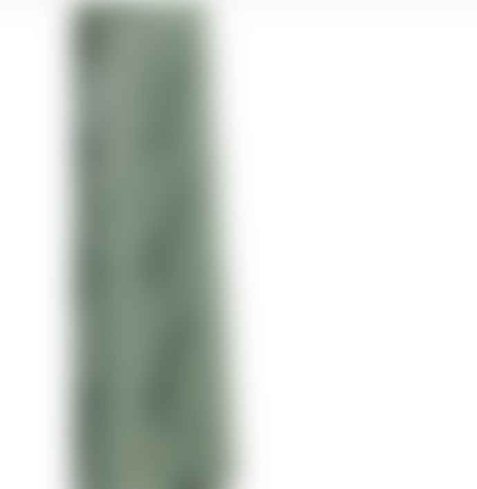 Madam Stoltz Deco Seagreen Grey Texture Vase Large