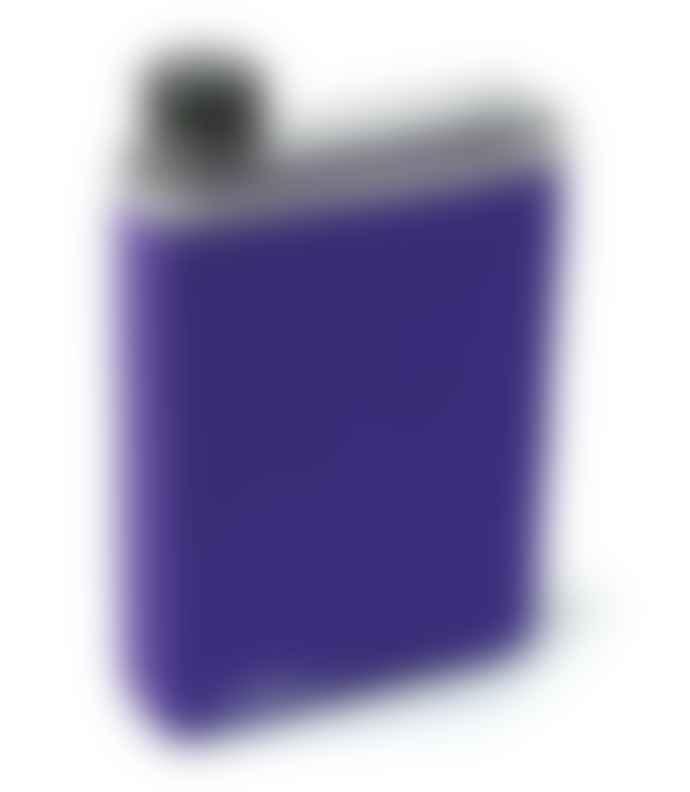 Cookut Purple Manta Flat Bottle