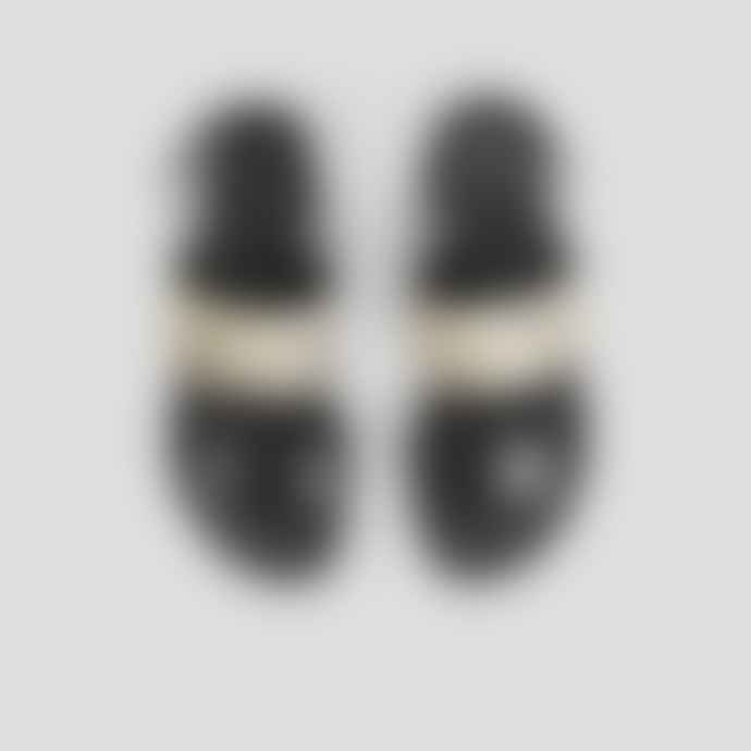 Vagabond Black Snake Tia Sandal