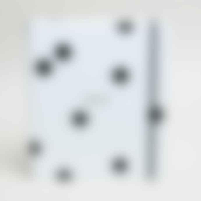 Kate Spade Dec Dot Recipe Holder Book