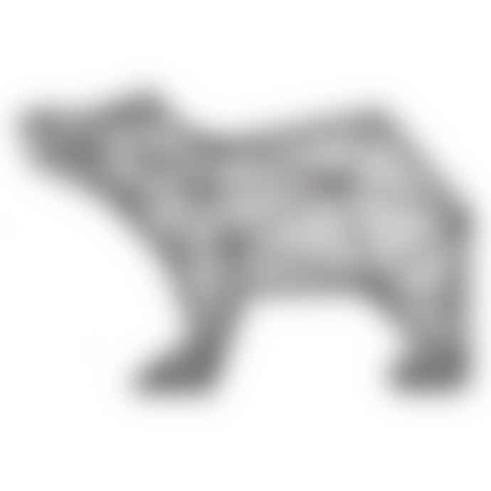 Kikkerland Design Organizer Bear