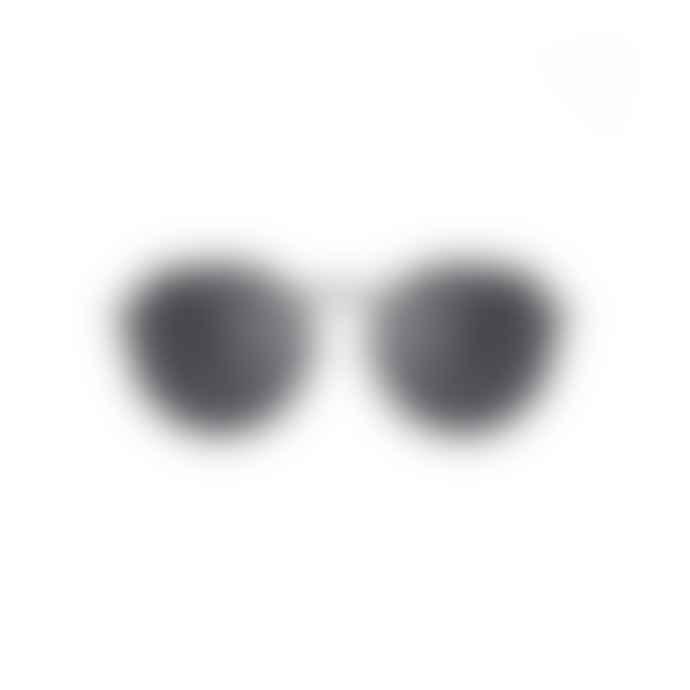 A Kjærbede Hello Black Sunglasses