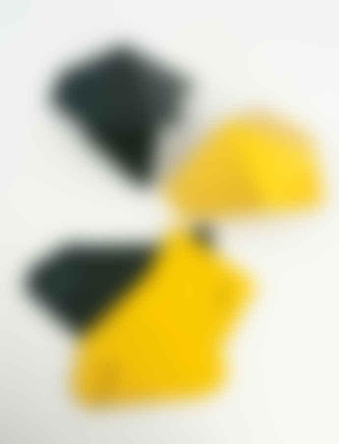 Papertrophy Gold and Black Penguin