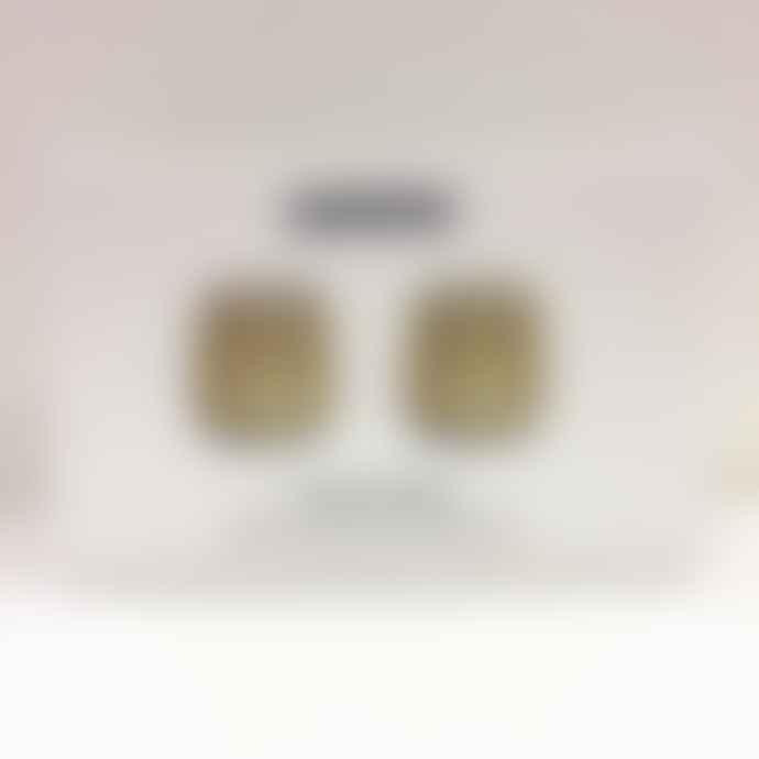 Lexon Mini BLuetooth speaker Twin, rechageable - Gold