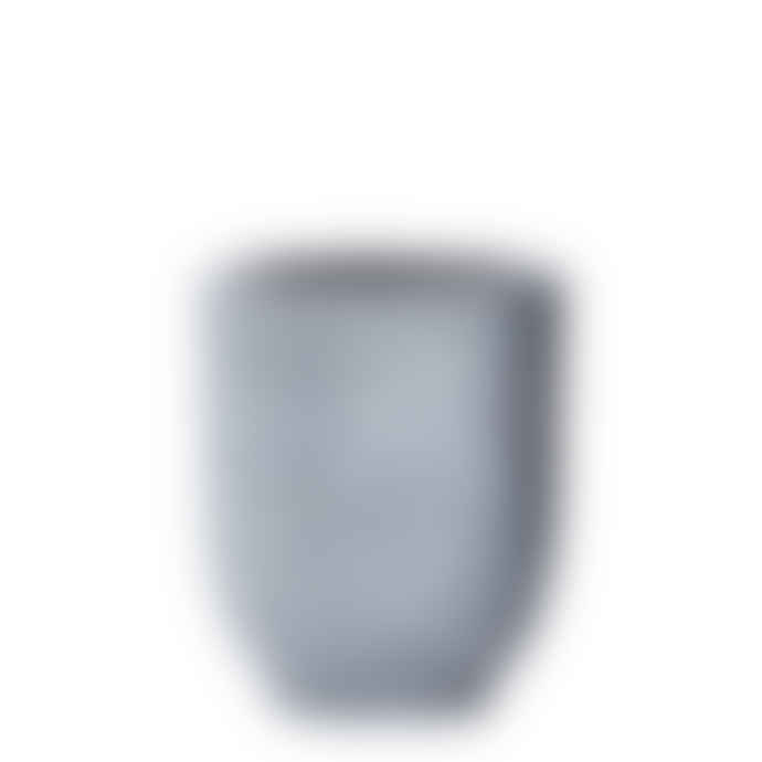 Mink Interiors Grey Concrete Planter - Small
