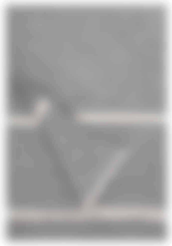 Lapuan Kankurit Grey White Tanhu Wool Blanket