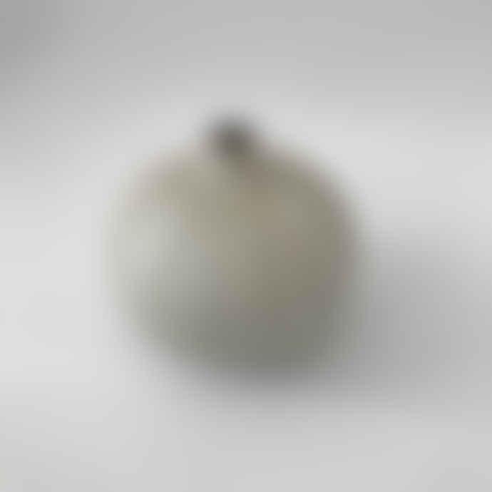 Lindform Bari Small Brown Dots Ceramic Vase
