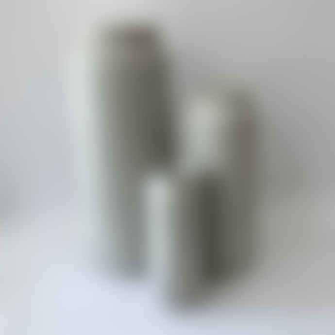 Lindform Lisa XXL Gray Stripes Vase