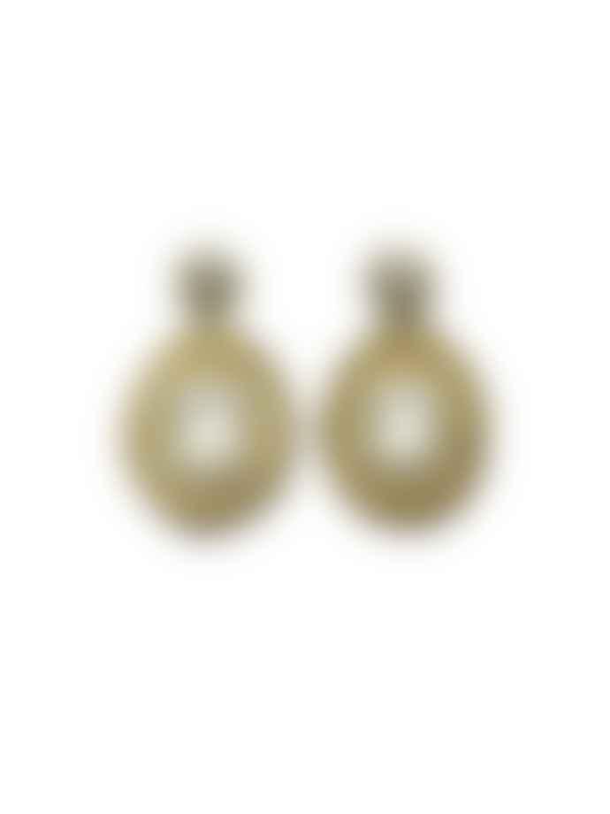 Lorna Ruby Reena Earrings