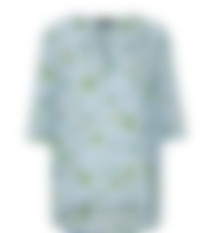 Storm & Marie Dakota Short Sleeved Shirt - Flower Print