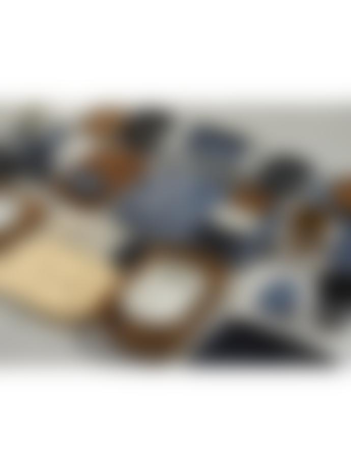 Serax Ocre Brown Merci Extra Deep Plate