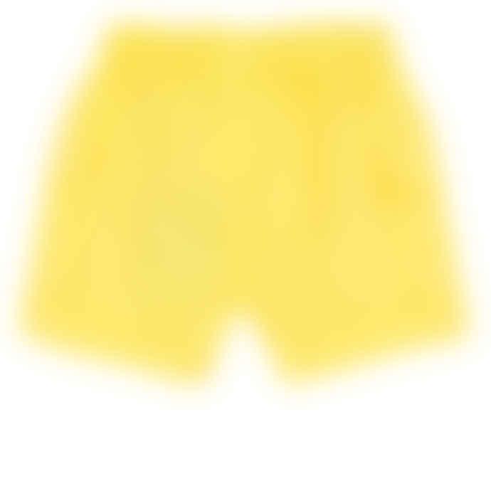 Paul Smith Junior Yellow Boys Primrose Toby Shorts