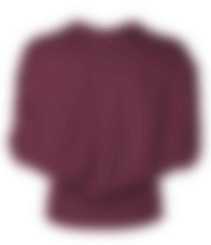 Format MIND rust shirt