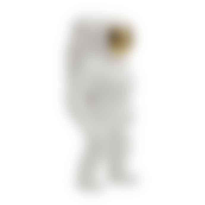 Seletti White Porcelain Starman Vase
