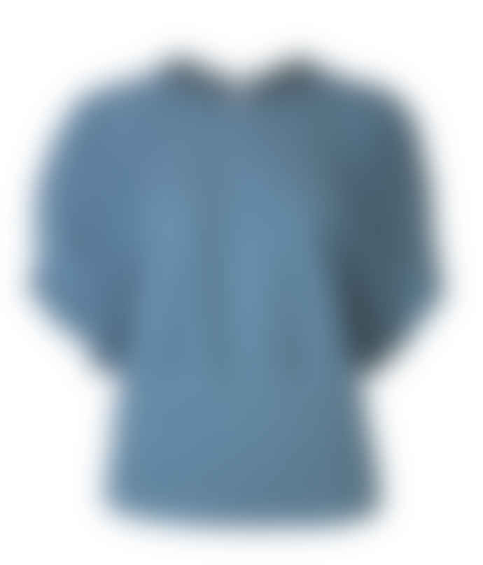 Format MIND bluegreen shirt