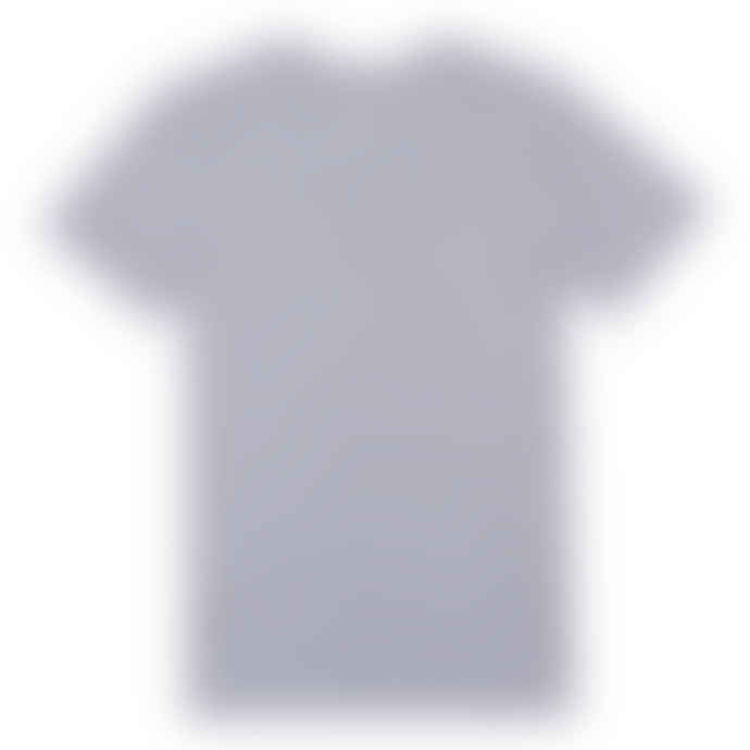 Paul Smith Junior Heather Grey Boys Tedra Short Sleeve T.shirt