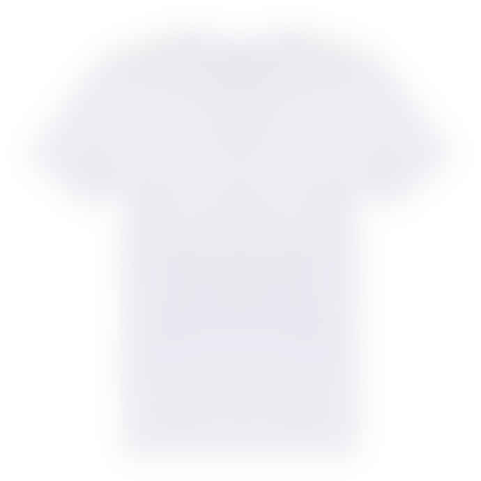 Paul Smith Junior White & Print Boys Thimoty Short Sleeve T.shirt