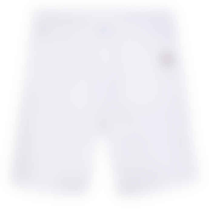 Paul Smith Junior White Boys Cotton Tatum Bermuda Shorts