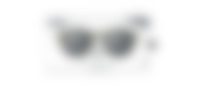 Izipizi Paris D Shape Kaki Green Sunglasses