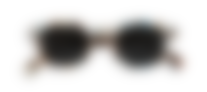 Izipizi Paris Blue Tortoise C Shape Sunglasses