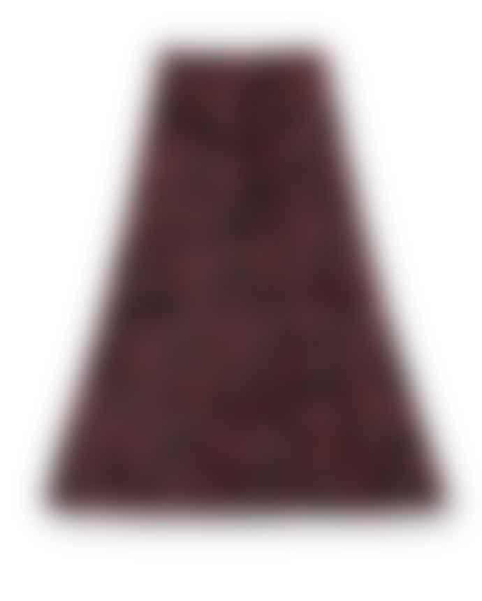 Pyrus  Miranda silk midi skirt in Isabelle print