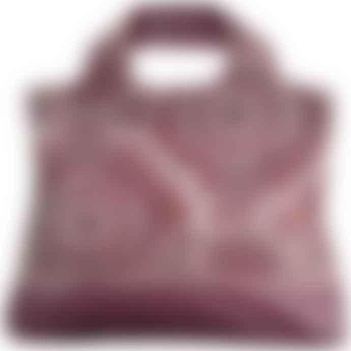 Envirosax Brown Polyester Flower Design Wanderlust Ecological Bags