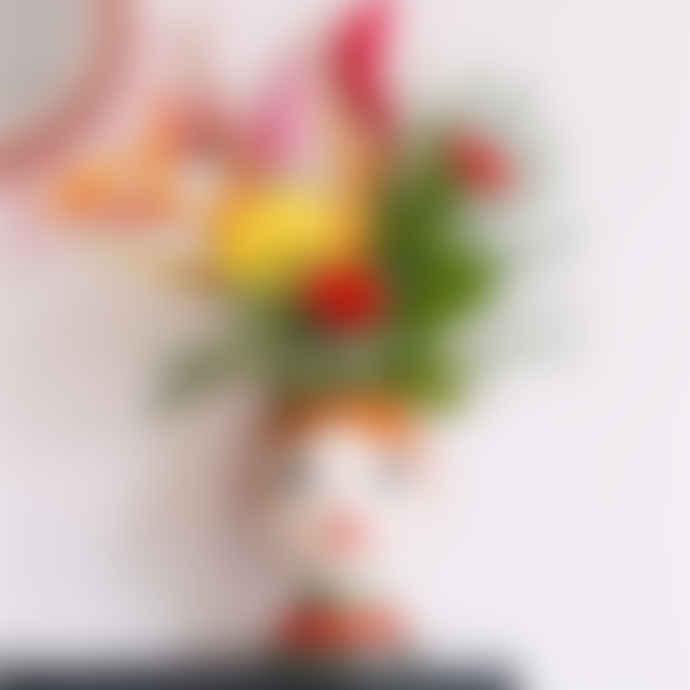Kitsch Kitchen Ceramic Senora Vase
