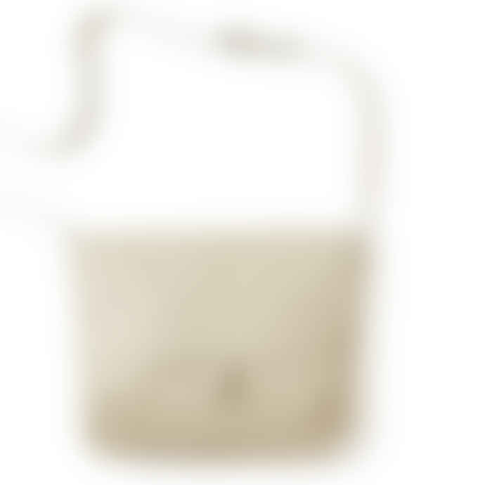 Keecie Italian Leather Backyard Shoulder Bag