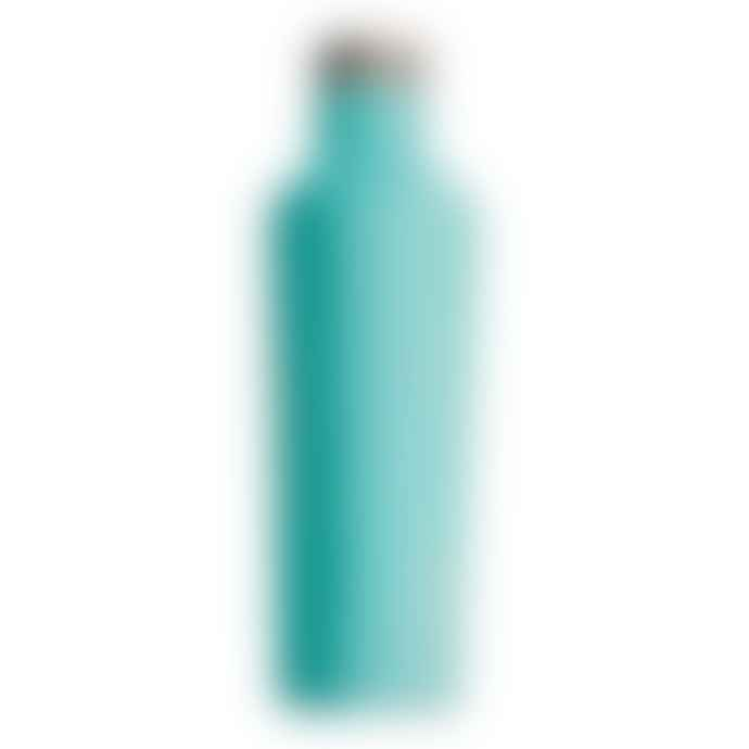 Corkcicle 16 Oz Gloss Turquoise Stainless Steel Classic Bottle