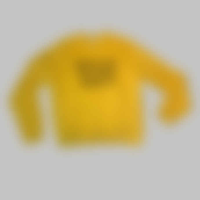 Arbol Yellow Dont Think Sweater