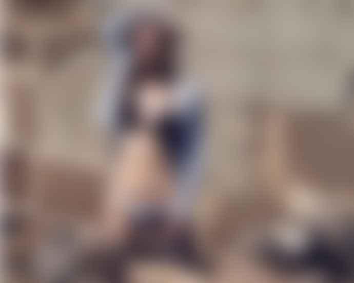 Anecdote Merlot Low Versatile Bikini Top