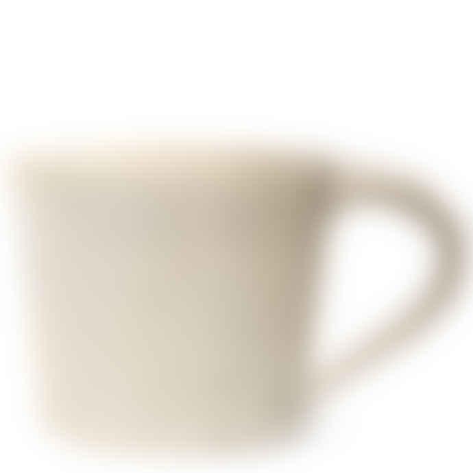 Erika Petersdotter Vanilla Thrown Espresso Cup