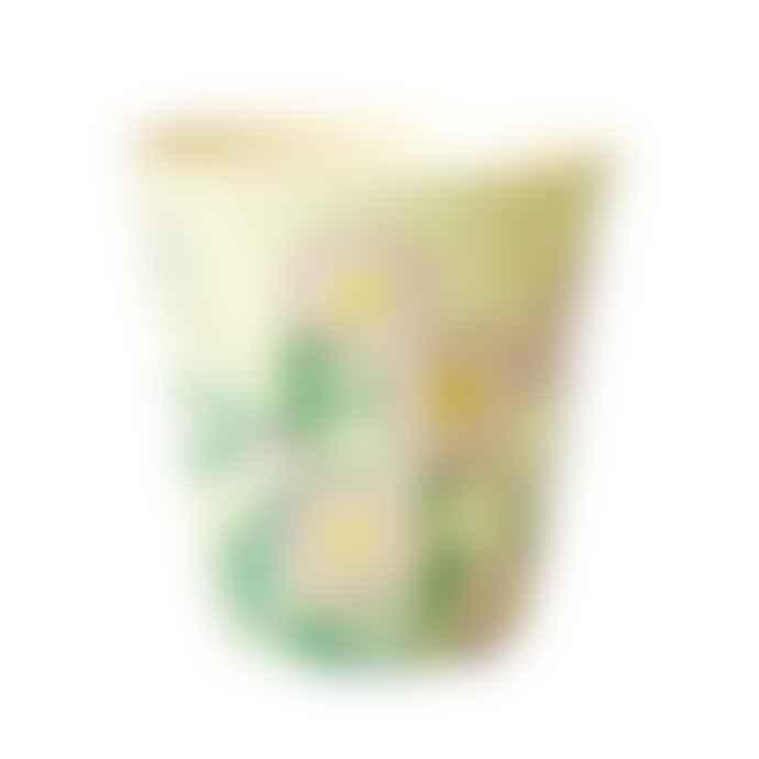 rice Daisy Melamine Cup