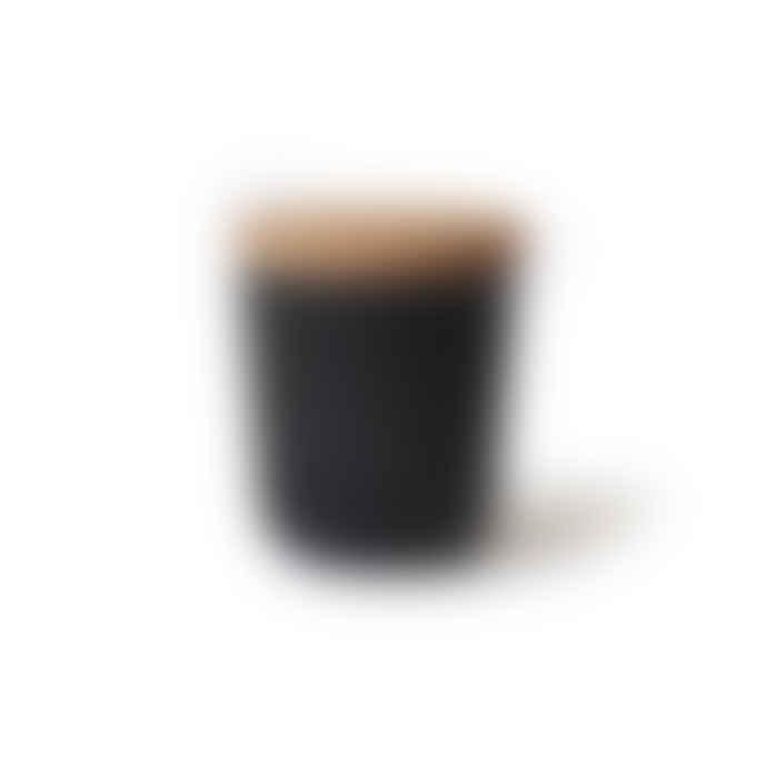 Ekobo Bamboo Storage Jar, S - Black