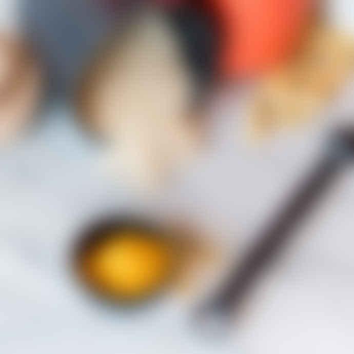 Ekobo Bamboo Measuring Spoon Set - Black