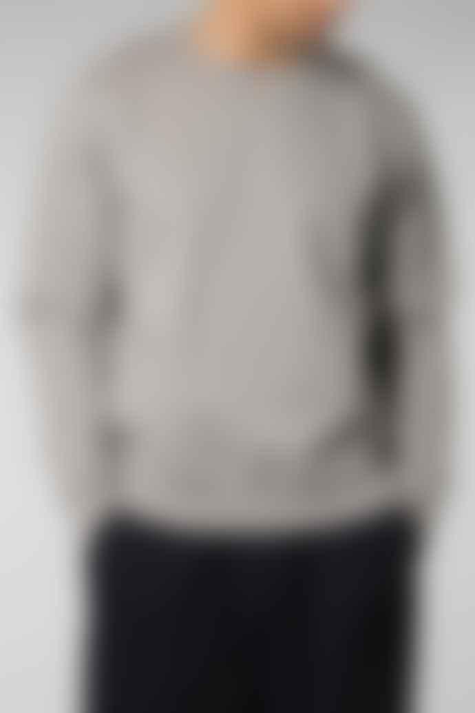 Colorful Standard Heather Grey Classic Organic Crewneck Sweater