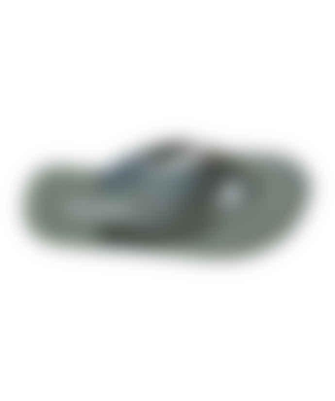 Henry & Henry Khaki Flip Flops