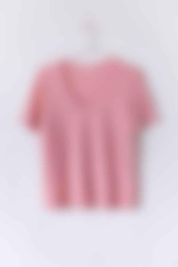 ese O ese Basica Linen Rose Tan Top